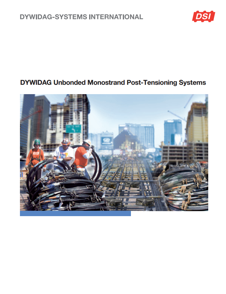 DSI-USA_DYWIDAG-Unbonded-Monostrand-Post-Tensioning-Systems_us_01